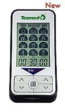Tesmed Trio 6.5 é l'ultimo nato in casa Tesmed, con ben 36 programmi specifici per ottenere risultati rapidi e concreti per il ripristino e l'aumento del tono muscolare, per l'attenuazione degli inestetismi, per il sollievo dei dolori e per il massag...