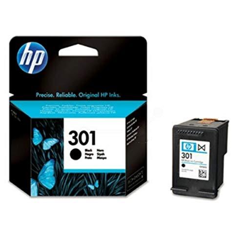 HP original - HP - Hewlett Packard DeskJet 2544 (301 / CH561EE) - Druckkopf schwarz - 190 Seiten - 3ml