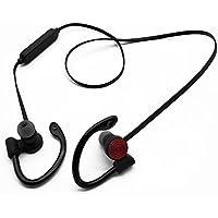 ZXzz Auriculares inalámbricos Bluetooth para el Deporte Auriculares Estéreo Bass Auriculares con micrófono Bluetooth Auriculares para
