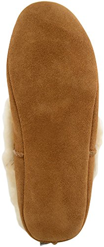Snugrugs Ladies Elena, Slippers Slipper Slippers Brown (castagna)