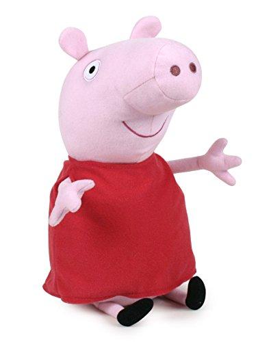 Peppa Pig - Peppa vestido rojo clásico 20cm Calidad super...