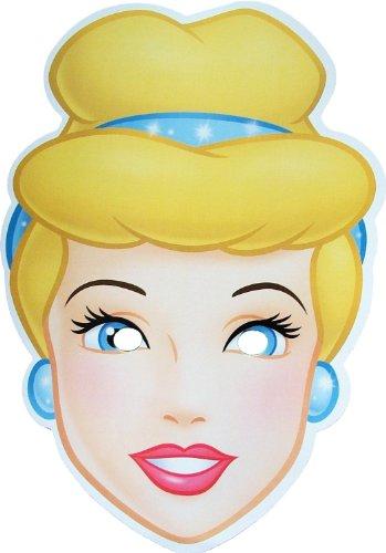 Disney Princess Cinderella - Card Face Mask