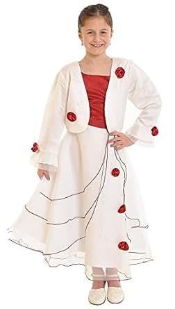 Festtagskleid,Brautmädchen Kleid,Kommunionskleid Mina Gr.86-92