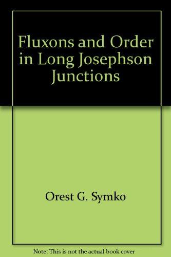 Fluxons and Order in Long Josephson Junctions