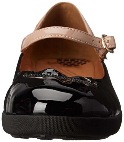 Générique F-pop Patent, Mary Jane femme Black (All Black)