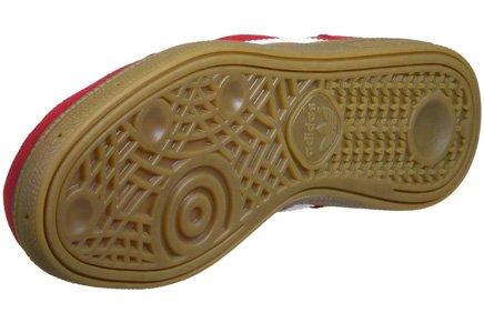adidas Spezial, Scarpe Low-Top Uomo Bianco/Rosso