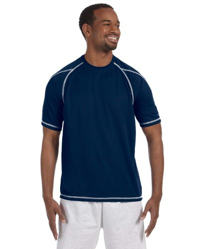 Everybody's Gay auf American Apparel Fine Jersey Shirt Aquamarin