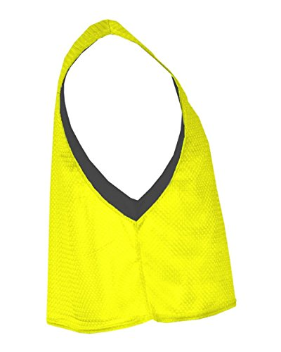 Badger Herren Pullunder Safety Yellow/ Graphite
