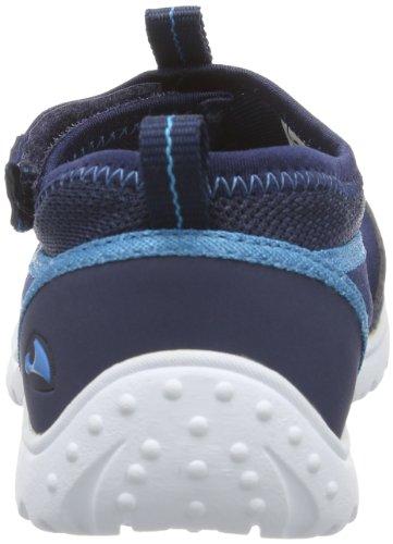 Viking Dolphin II 3-44350 Unisex-Kinder Sneaker Blau (navy/white 501)