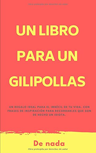 Un libro para un Gilipollas