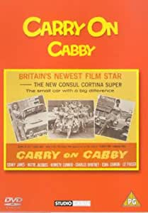 Carry On Cabby [DVD] [1963]