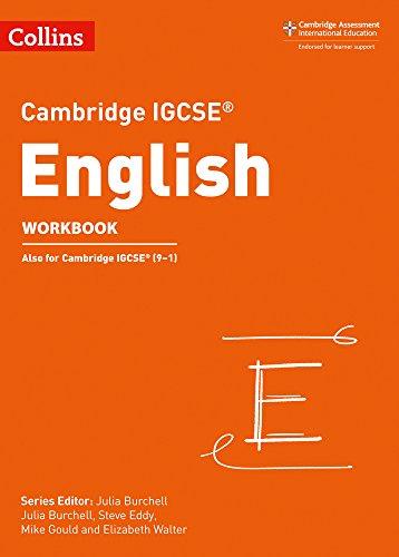IGCSE English Workbook 3 (Collins Cambridge IGCSE (TM))
