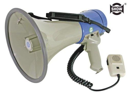 Veka-Megaphone, lauter Stimme Bandouillere Sirene 25W