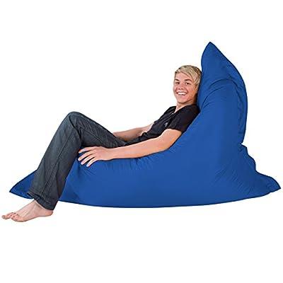Bean Bag Bazaar Giant 4-Way Floor Cushion