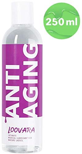 Loovara Anti Aging • Lubricantes femeninos menopausia