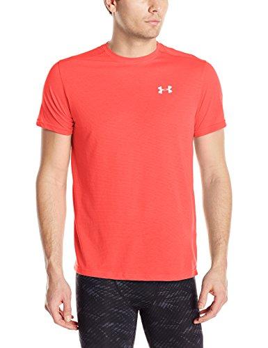 Under Armour Running Kurzarm Streaker Shortsleeve T Herren Running Marathon Red/Reflective