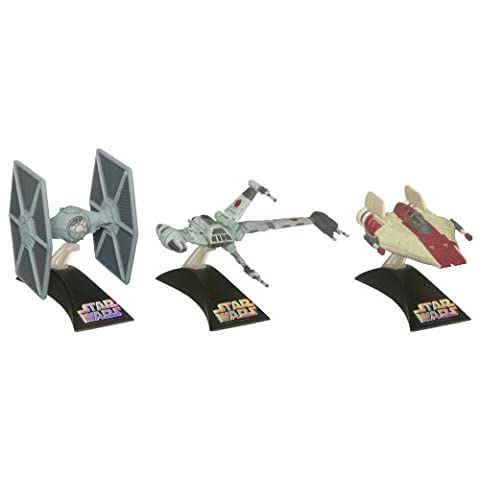 Star Wars B-wing - Star Wars Die Cast Titanium Vehicle [A-Wing