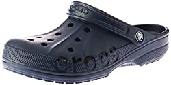 Crocs Unisex-Erwachsene Baya Clogs, Blau (Navy), 42/43 EU