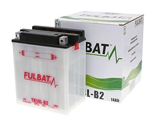 Akku fulbat b2â Dry mit-Säure-Batterie Pack [enthält 7.5â EUR Akku Ablagerung]