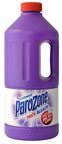 Parozone Lavender Strongest Bleach 2 Litre (Pack of 6)