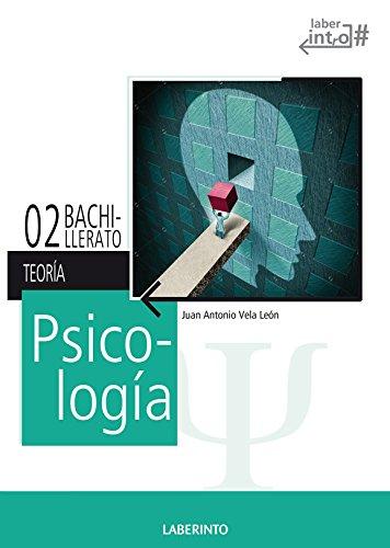 Psicología 2º Bach. (LOMCE) Pack teoría y práctica - 9788484838456 por Juan Antonio Vela León