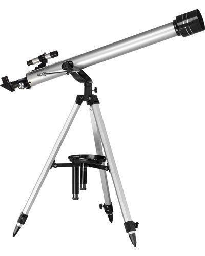 ZAVARIUS - GRANDE LUNETTE ASTRONOMIQUE 60/900 AVEC TREPIED AJUSTABLE