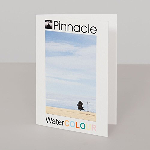 Pinnacle Watercolour 245gsm Inkjet Greeting Card Blanks