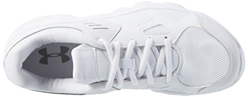 Under Armour Gs Pace, Chaussures de Running Entrainement Mixte Adulte Blanc (White)