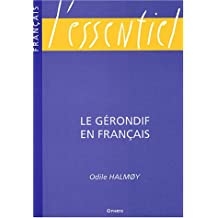 Le gérondif en français