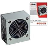 Trust PW-5250 420W PSU Low Noise Big Fan