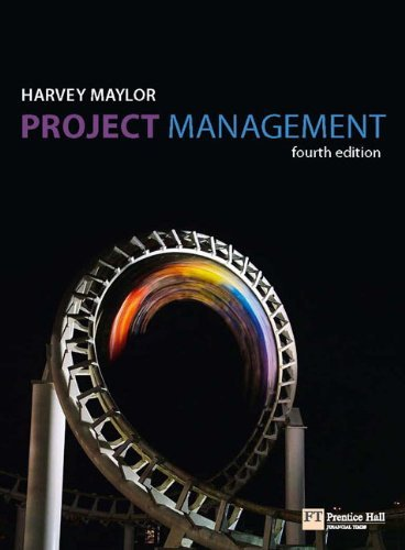 Project Management: (with MS Project CD ROM) by Dr Harvey Maylor (2010-04-08)
