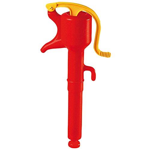 Preisvergleich Produktbild Gowi 558-29 Wasserpumpe, Strand- und Badespielzeug, rot
