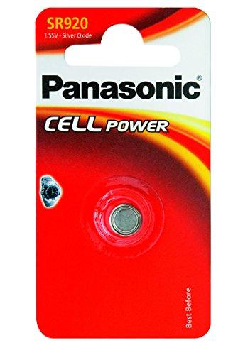 Panasonic SR-920EL/1B Pile Oxyde d'argent