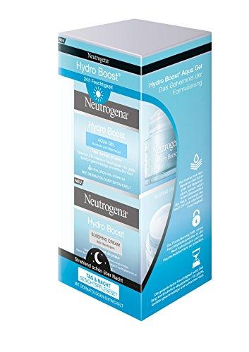 Neutrogena Hydro Boost Tag und Nacht Gesichtspflege Set (2 x 50 ml)