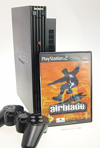Playstation 2 (fat) mit airblade (Ps2 Fat Konsole)