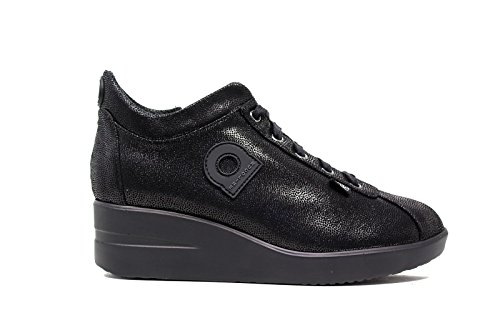 Agile by Rucoline Sneakers Black Woman 226 PACHA Une nouvelle collection automne hiver 2016 2017