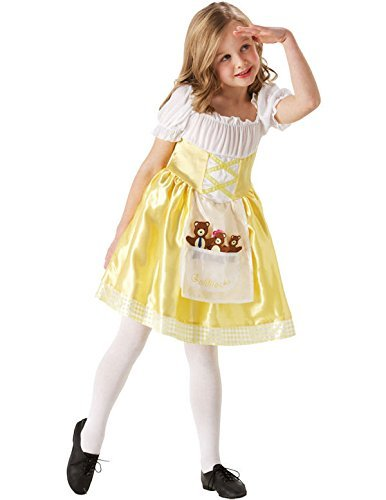Goldilocks - Kinder-KostŸm - Kleinkind - (Outfits Goldilocks)