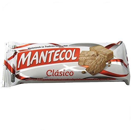 Mantecol Barre crème d'arachide 110g Sud-américaine Candy