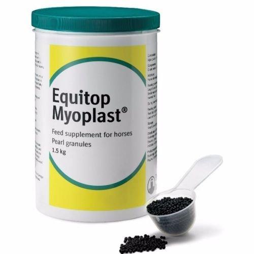 Equitop Myoplast Supplement for Horses, 1.5 kg