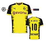 Trikot Herren BVB 2017-2018 International UCL - Götze 10 (XL)