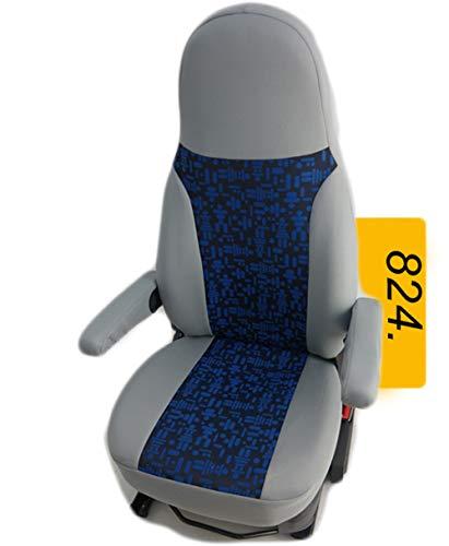 Wohnmobil Sitzbezüge Fahrer & Beifahrer 824