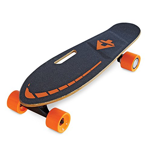 Inmotion K1 Skate Électrique Mixte Adulte, Noir/Orange