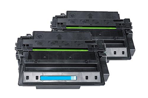 Kompatibel für HP LaserJet 2400 Series Toner Sparset Black - Q6511XD - Für ca. 2 x 12.000 Seiten (5% Deckung) -
