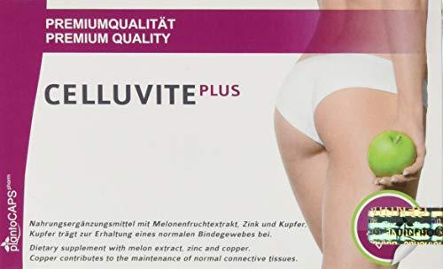 Bindegewebe Kapseln CELLUVITE PLUS von plantoCAPS | Cellulite | Orangenhaut