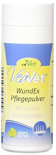 Artikelbild: cdVet Naturprodukte VeaVet WundEx Pflegepuder 70 g