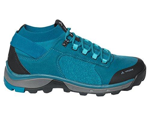 Vaude Femmes Hkg Citus, Chaussures D'escalade Féminines Bleues (libellule)