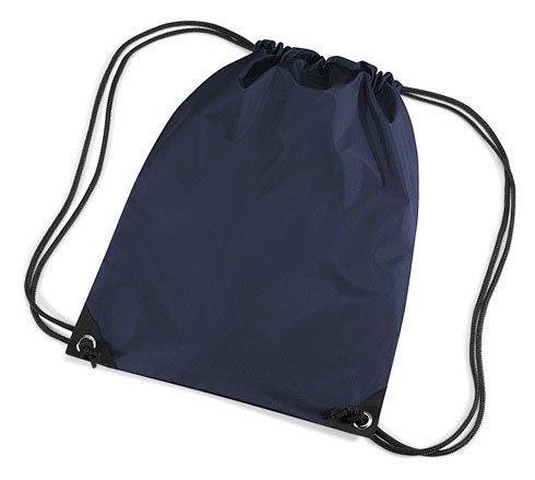 BagBase - Sac De Gym Premium BG10 - -, Bleu marine