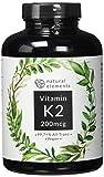 Vitamin D3 + K2 Depot - 180 Tabletten - Premium: 99,7+% All Trans MK7 (K2VITAL® von Kappa) + 5.000 IE Vitamin D3 - Hochdosiert und hergestellt in Deutschland