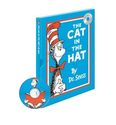 The Cat in the Hat Deluxe Book and Cd Set (Mixed media product) - Common