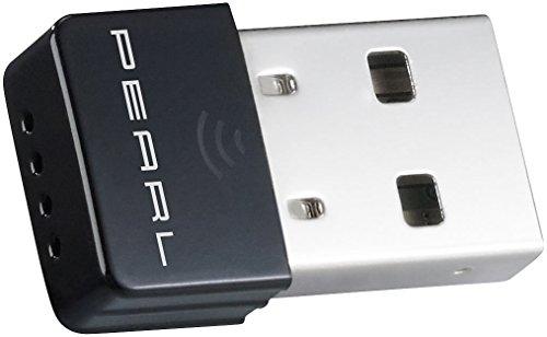 PEARL WLAN Stick: 150 Mbit WLAN-USB-Dongle WS-150.Mini, USB 2.0, WiFi (WLAN USB Stick)